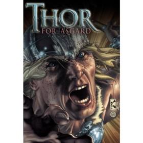 Thor: For Asgard #1