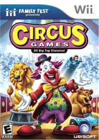 Family Fest Presents Circus Games